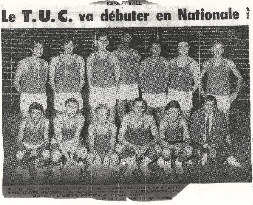 1968 - TUC