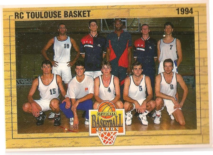 1994 - RCTB