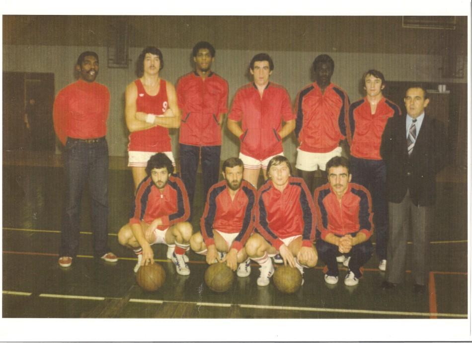 Caraman - 1979 - Caraman-Tlse Photo équipe