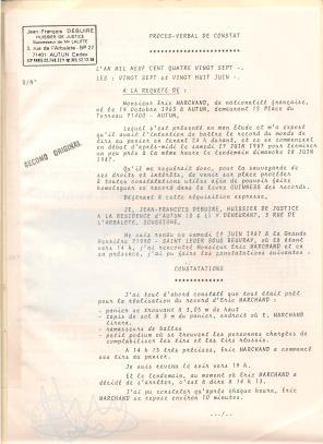 PV du record de shoot, page 1