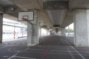 Le Stadium, l'antre du streetball toulousain