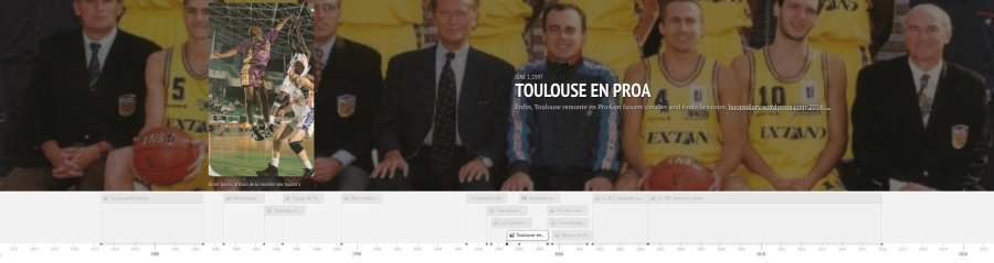 Timeline Toulouse