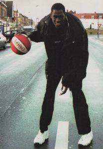 Tahirou Sani, prospect NBA à 14 ans (photo Hervé Bellenger)