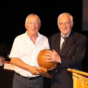 Alain Jardel et Gérard Bosc